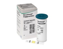 25 Accutrend triglycerideteststrips